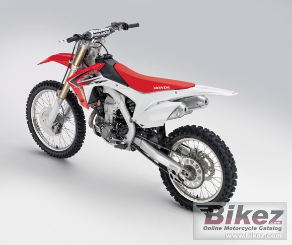 2013 Honda CRF450R photo