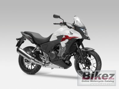 2013 Honda CB500X photo