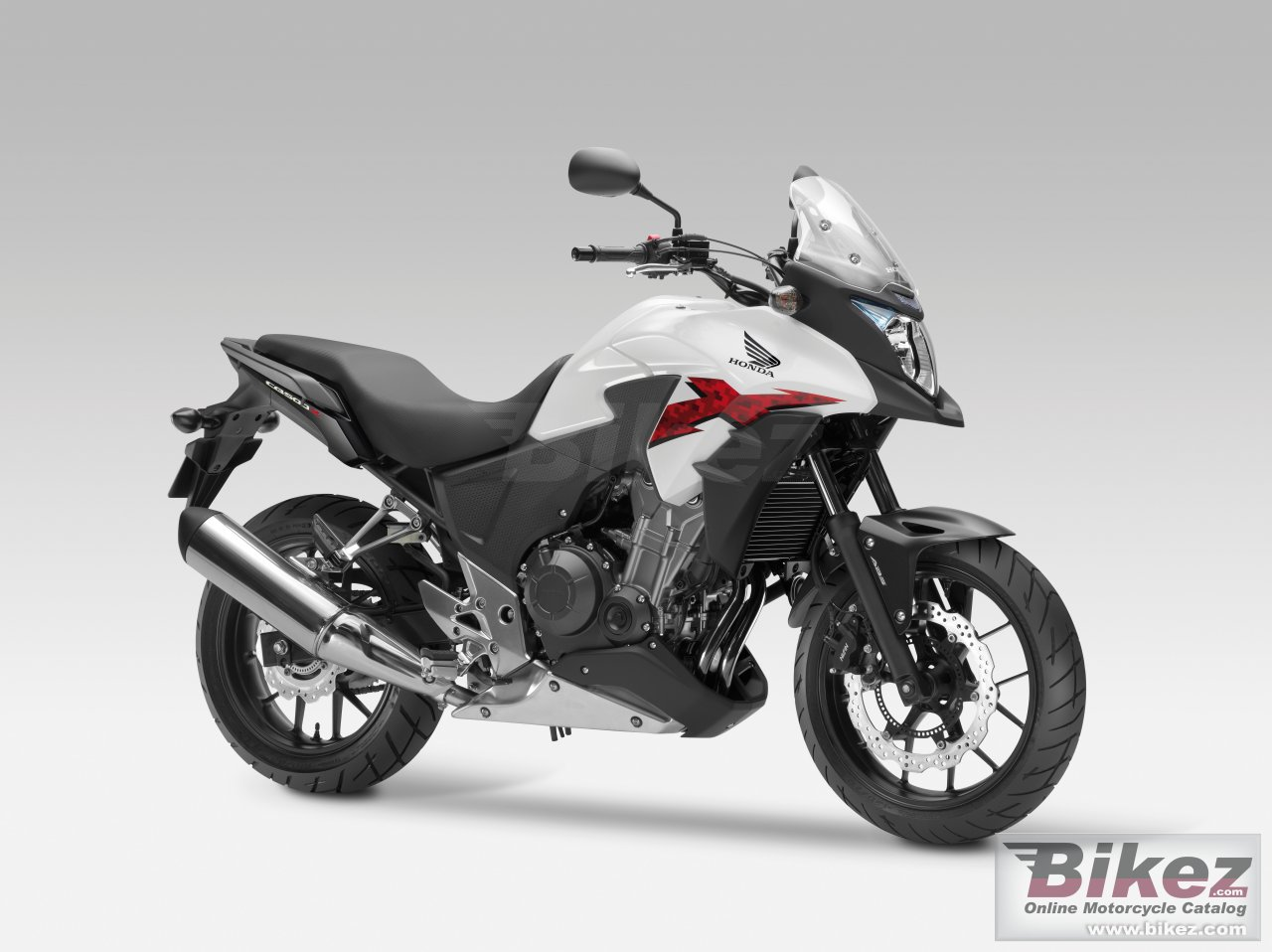 Big Honda cb500x picture and wallpaper from Bikez.com