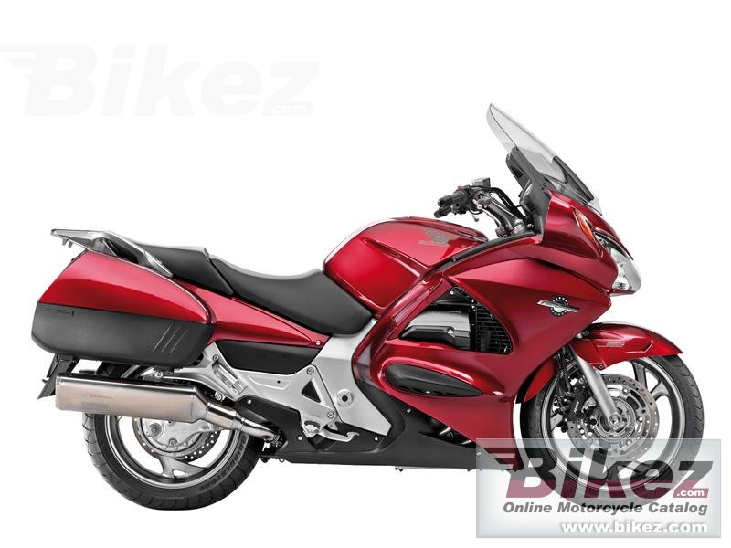 Honda st1300a pan-european abs