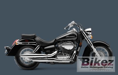 2013 Honda Shadow Aero photo