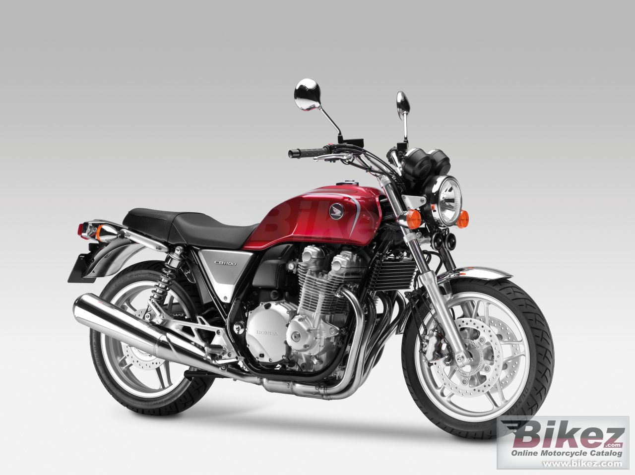 Big Honda cb1100 picture and wallpaper from Bikez.com
