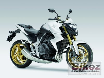 2013 Honda CB1000R photo