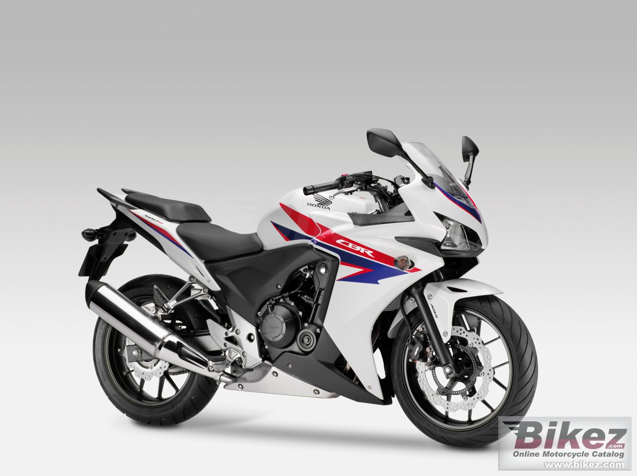 Big Honda cbr500r picture and wallpaper from Bikez.com