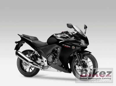 2013 Honda CBR500R ABS photo