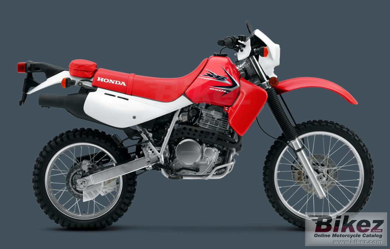 Big Honda xr650l picture and wallpaper from Bikez.com