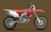 2013 Honda CRF450X photo