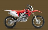 2013 Honda CRF250X photo