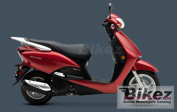 2013 Honda Elite photo