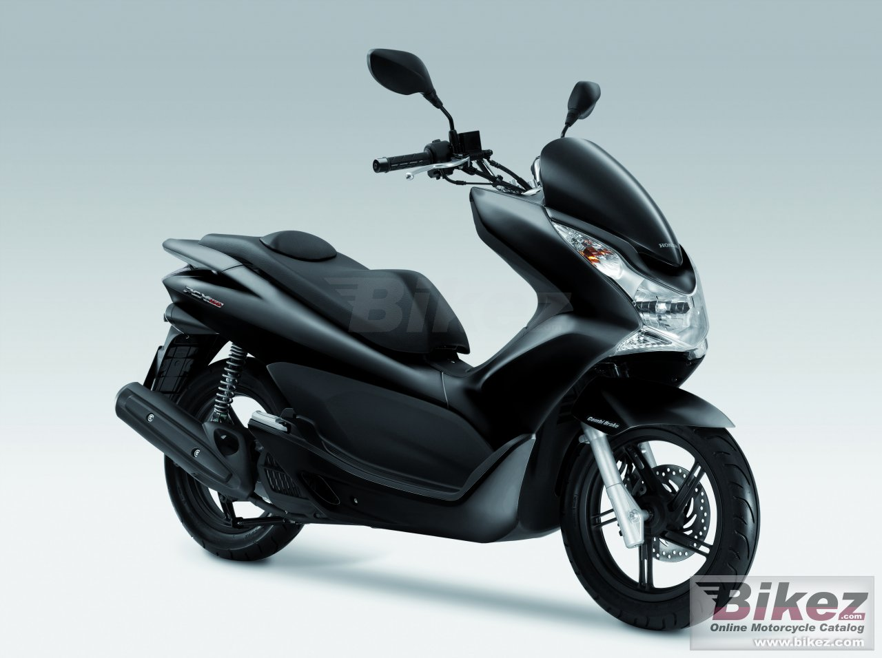 Big Honda pcx150 picture and wallpaper from Bikez.com