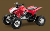 2013 Honda TRX450R photo
