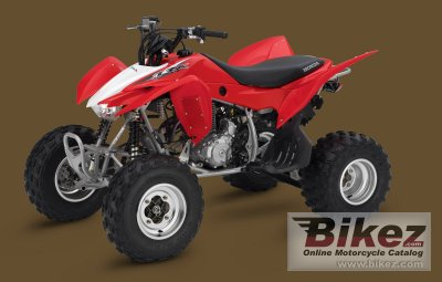 2013 Honda TRX400X photo