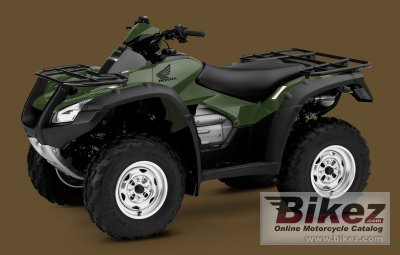 2013 Honda FourTrax Rincon photo