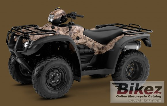 2013 Honda FourTrax Foreman Rubicon photo