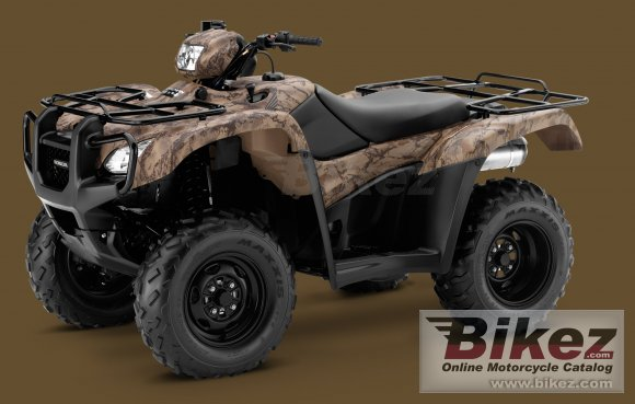 2013 Honda FourTrax Foreman 4x4 photo