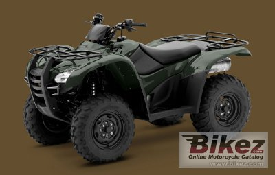 2013 Honda FourTrax Rancher AT photo