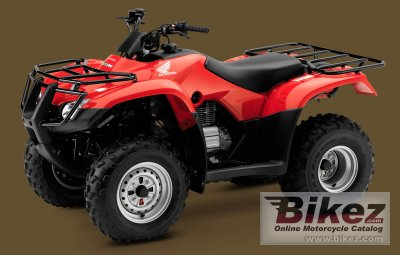 2013 Honda FourTrax Recon photo