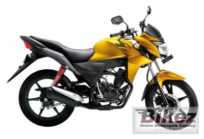 2013 Honda CB Twister photo