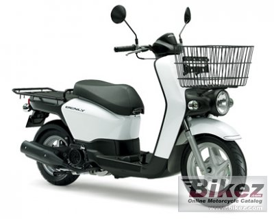 2013 Honda Benly 110 Pro photo