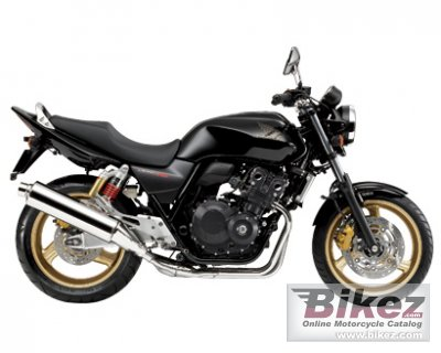 2013 Honda CB400 Super Four ABS photo