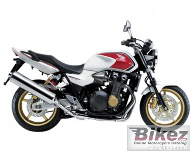 2013 Honda CB1300 Super Four photo