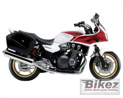 2013 Honda CB1300 Super Touring photo