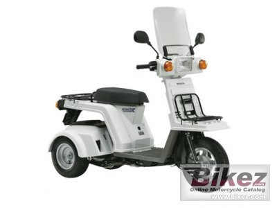 2013 Honda Gyro X photo