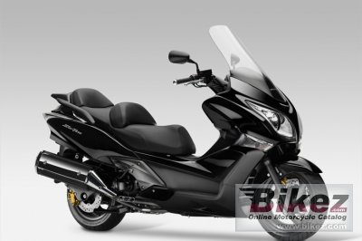 2013 Honda Silver Wing photo