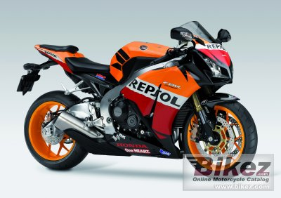 2013 Honda CBR1000RR Fireblade ABS photo