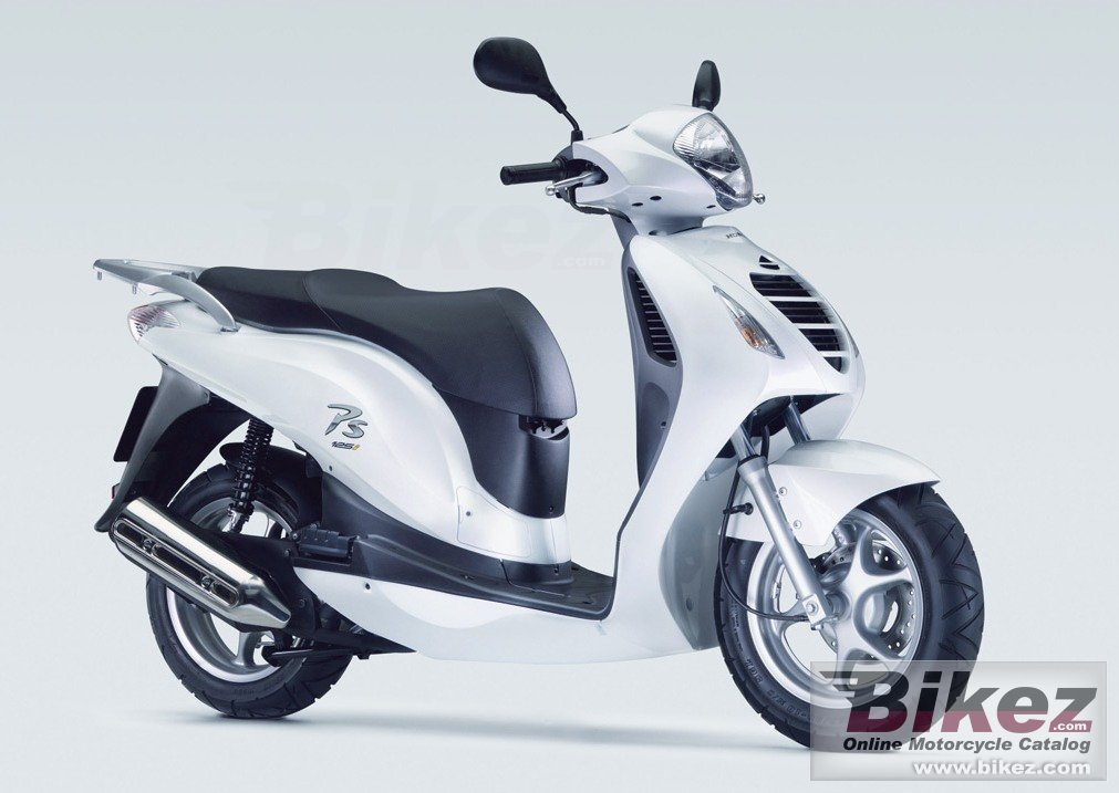 Honda PS125i Passion