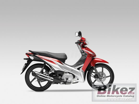 2013 Honda Wave 110i photo