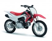 2013 Honda CRF110F photo