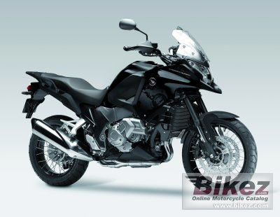 2013 Honda VFR1200X Crosstourer photo