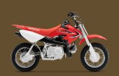 2013 Honda CRF50F photo