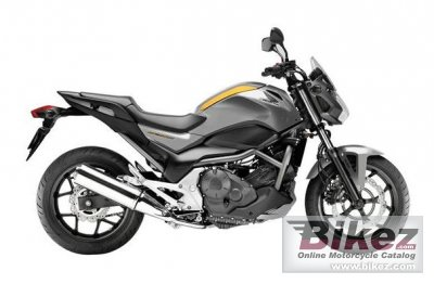 2013 Honda NC700SD photo