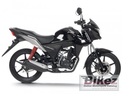 2013 Honda CB110 photo