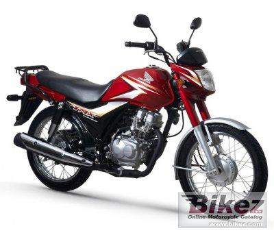 Honda 155 TMX 2013