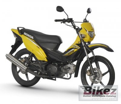 2013 Honda XRM 125 Motard photo