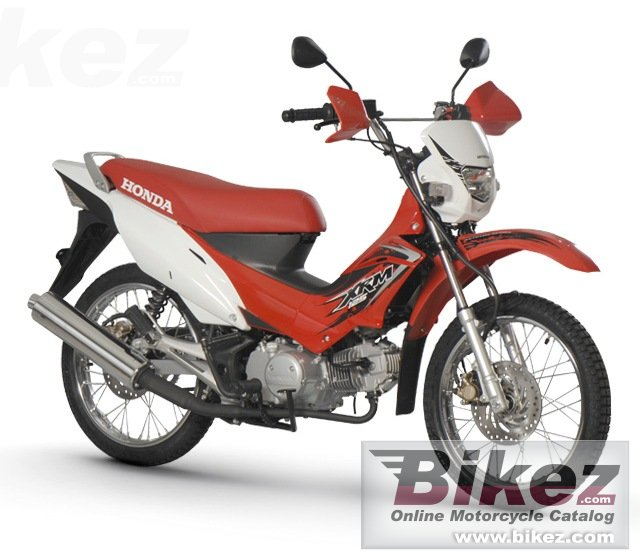 Honda xrm 125 off-road