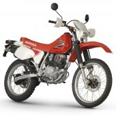 2013 Honda XR 200 photo