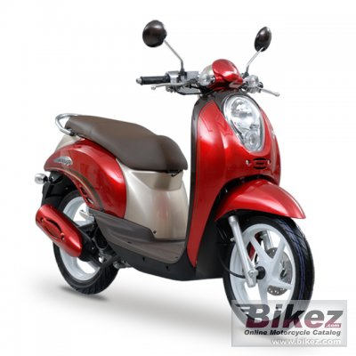 2013 Honda Scoopy photo