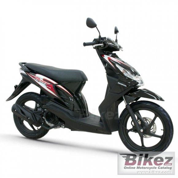 2013 Honda BeAT Scooter