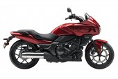 2013 Honda CTX700D photo