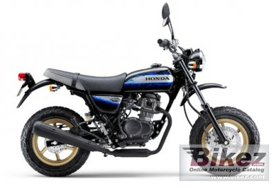 2013 Honda Ape 100 Type D