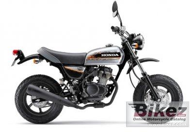 2013 Honda Ape 50 Type D