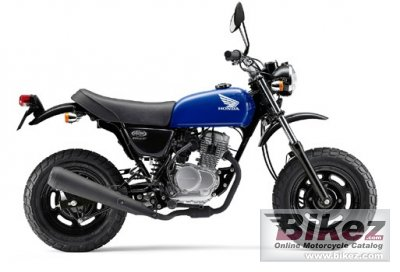 2013 Honda Ape 50 specifications and pictures