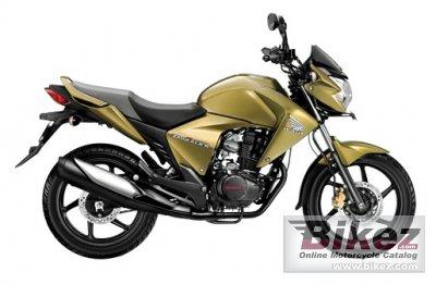 2013 Honda CB Unicorn Dazzler