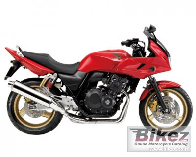 2013 Honda CB400 Super Bol Dor ABS
