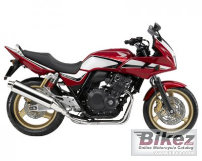 2013 Honda CB400 Super Bol Dor