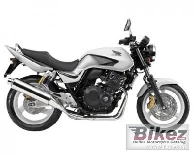 2013 Honda CB400 Super Four
